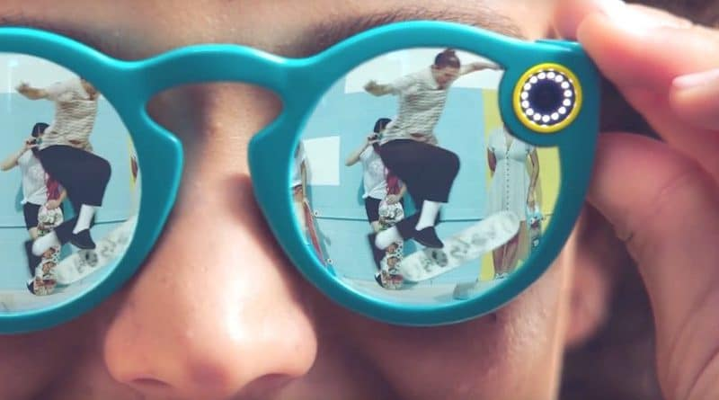 Snapchat says its sold over 150,000 Spectacles so far