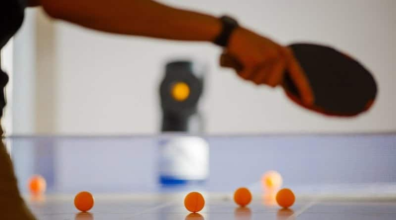 Trainerbot: Your smart ping pong robot trainer friend