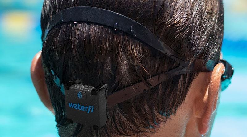 waterfi launches its first swim tracker 2 - Waterfi launches its first swim tracker
