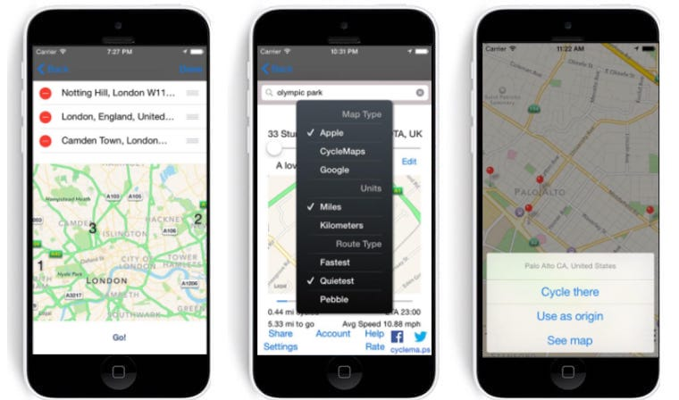 5 cycling apps you should already have installed