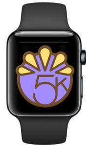 apple brings back the thanksgiving apple watch badge 1 - After two years, the turkey trot Apple Watch challenge is back