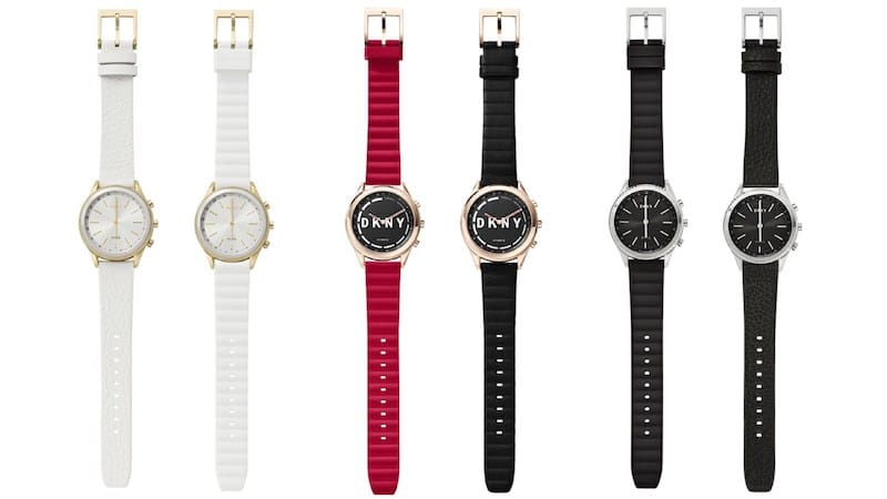 fossil group expands its hybrid watch range with the dkny minute 3 - Fossil Group expands its hybrid watch range with the DKNY Minute