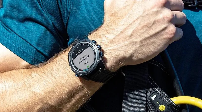 Garmin's new Descent MK1 is for the deeply curious