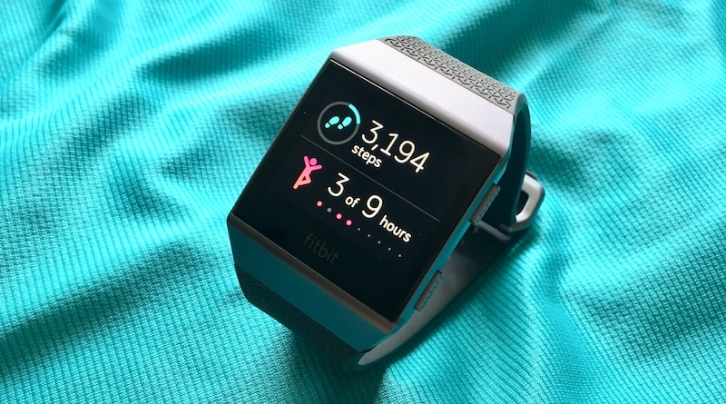 review fitbit ionic more fitness watch than smartwatch 3 - Review: Fitbit Ionic, more fitness watch than smartwatch
