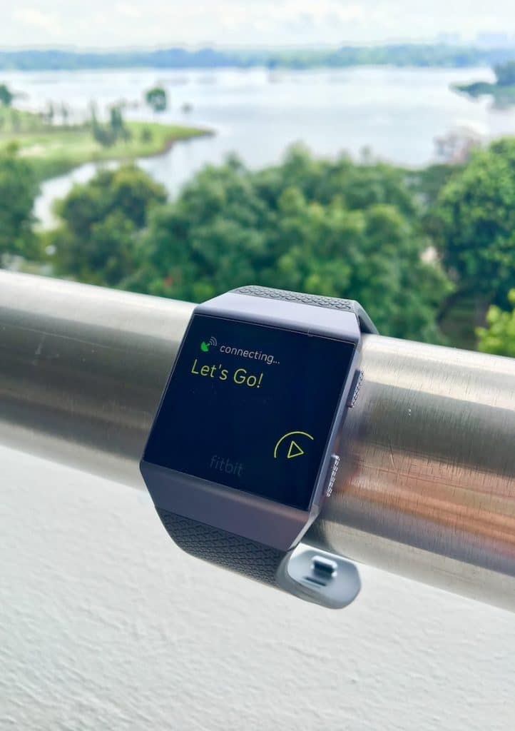 review fitbit ionic more fitness watch than smartwatch 4 722x1024 - Review: Fitbit Ionic, more fitness watch than smartwatch