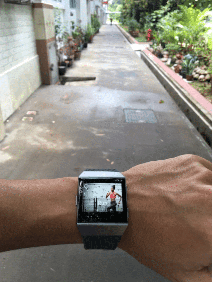 review fitbit ionic more fitness watch than smartwatch - Review: Fitbit Ionic, more fitness watch than smartwatch