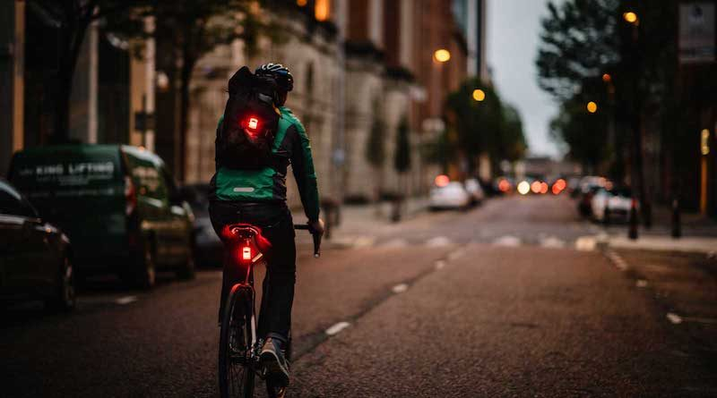 See.Sense ACE: the intelligent light that makes cycling safer