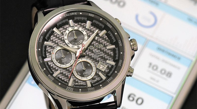 The New York Standard Watch brings the smarts with its new hybrid collection