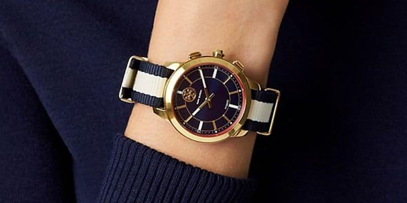 tory burch jumps on the wearables bandwagon with a line of hybrids - Tory Burch jumps on the wearables bandwagon with a line of hybrids