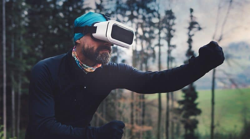 Virtual reality – health benefits and issues