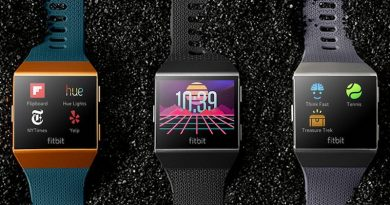 Fitbit Ionic update adds new apps and watch faces