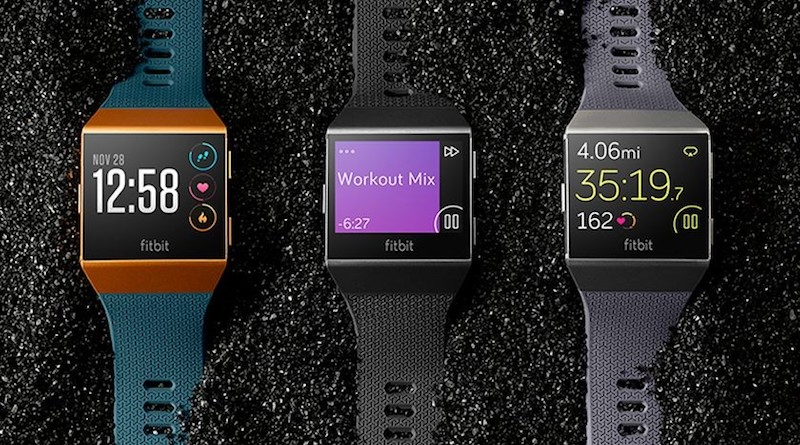 Fitbit stock takes a tumble on sluggish Ionic sales