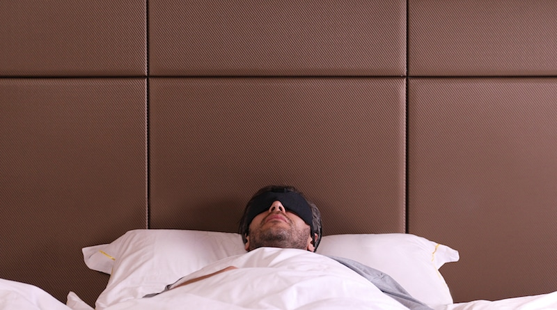 Snore Circle: the anti-snoring eye mask that creates better sleep for everyone