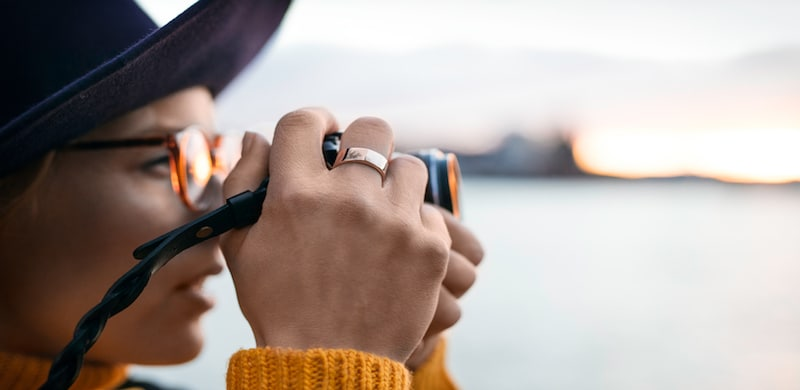 the new oura ring is small beautiful and powerful 2 - The new Oura ring is small, beautiful and powerful