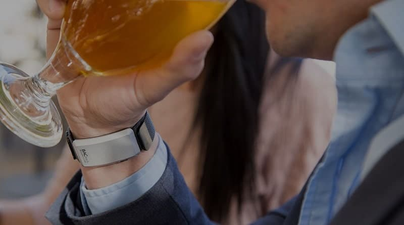 Wearable breathalyzers, gadgets that know if you've had a few too many