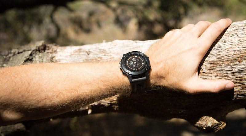 IronCloud: a robust, intelligent multi-sport GPS watch