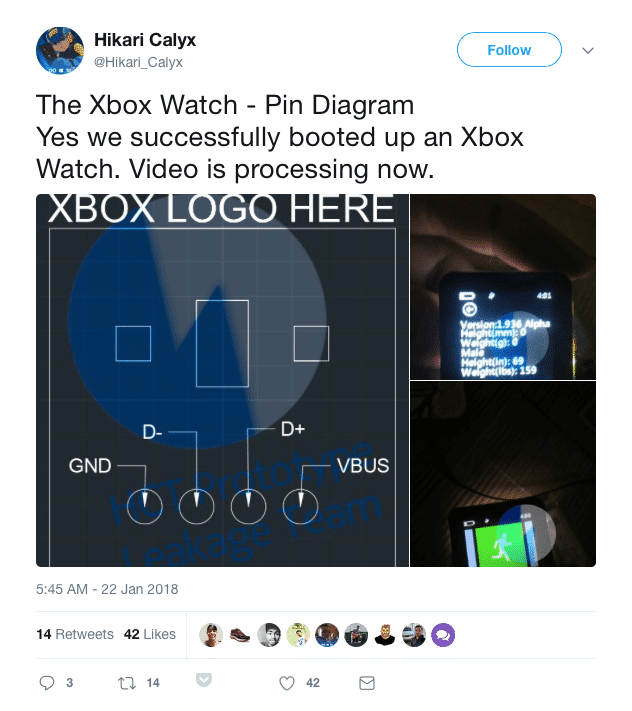 Leaked images show Microsofts abandoned Xbox Watch 01 - Leaked images show Microsoft's abandoned Xbox Watch