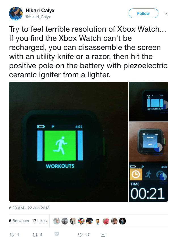 Leaked images show Microsofts abandoned Xbox Watch 02 - Leaked images show Microsoft's abandoned Xbox Watch