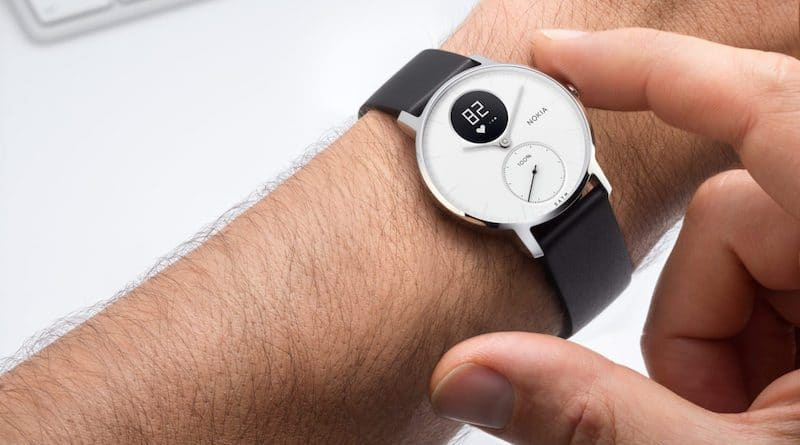 Wearable Device May Be Able To Predict >> Your Wearable Might Soon Be Able To Warn You Of Cancer