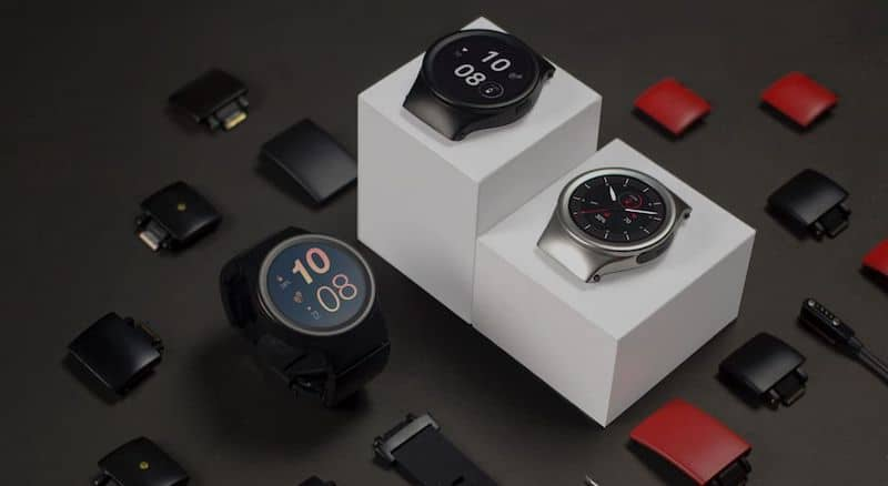 After years of delays, the Blocks modular smartwatch is ...