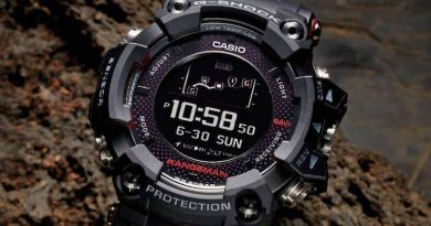 Casio debuts two new watches for trekking fans