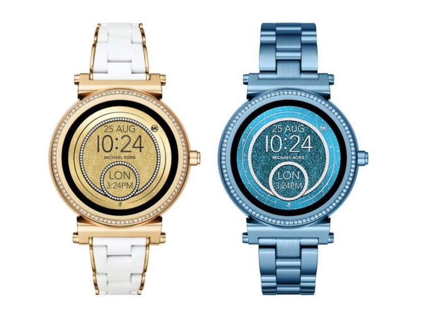 michael kors reveals new smartwatch designs and a chatbot 1 - Michael Kors reveals new smartwatch designs and a chatbot