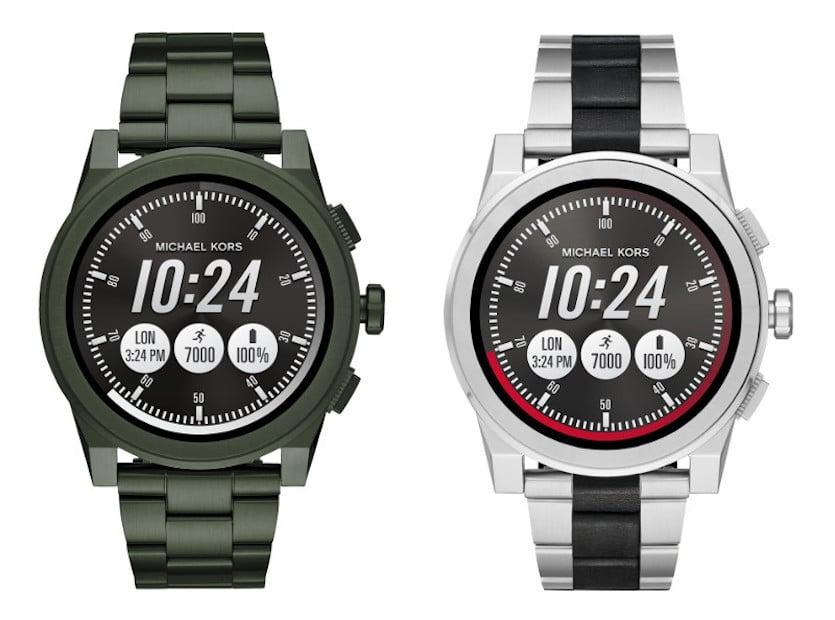 michael kors reveals new smartwatch designs and a chatbot 2 - Michael Kors reveals new smartwatch designs and a chatbot