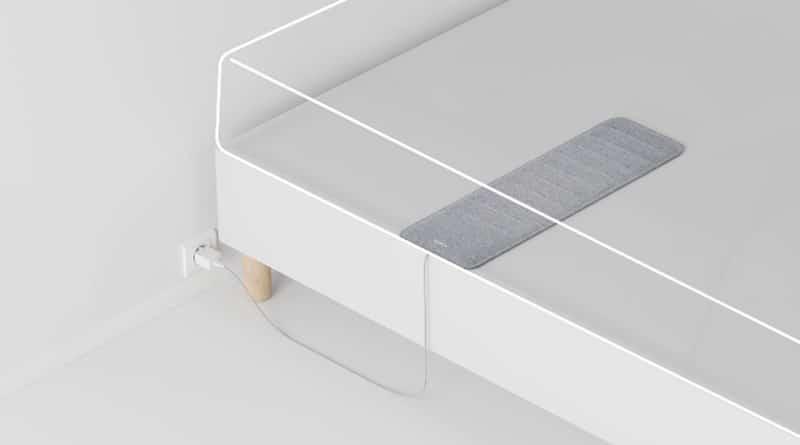 Nokia Sleep nestles under your mattress to help you catch more ZZZs
