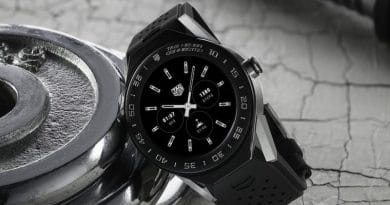 Tag Heuer Connected Modular 41, a luxury watch for smaller wrists