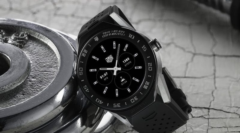 tag heuer connected modular 41 a luxury watch for smaller wrists 2 - Next Tag Heuer Connected watch to arrive soon, gets FCC approval