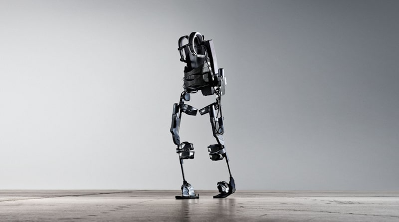Wearable robot technology for a world without crutches, canes and walkers