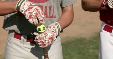 Zepp to stop selling baseball and softball sensor products in the US