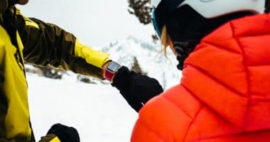 Alpine sports fans can now use the Apple Watch Series 3 to track activity