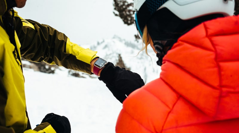 Apple Watch Series 3 users can now track skiing and snowboarding
