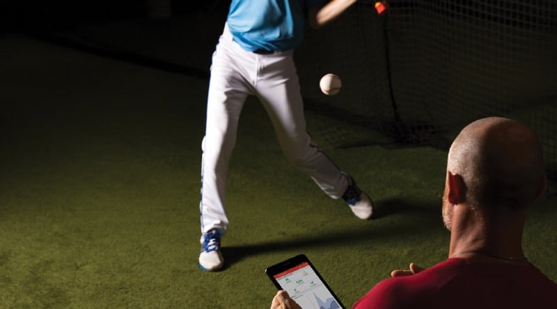 Connected tech to up your baseball skills