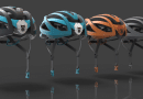 Cyclevision: the bike helmet with front and rear camera