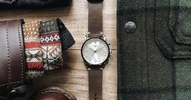 Fossil's wearables bet pays off as sales nearly double in a year