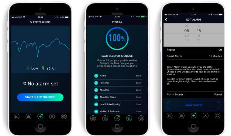 review sleepscore max get some quality rest with this non contact sleep monitor 4 - Review: SleepScore Max, get some quality rest with this non-contact sleep monitor