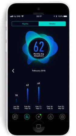 review sleepscore max get some quality rest with this non contact sleep monitor 5 - Review: SleepScore Max, get some quality rest with this non-contact sleep monitor