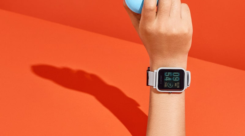 the gps enabled amazfit bip will keep going for a month on a single charge - The GPS enabled Amazfit Bip will keep going for a month on a single charge