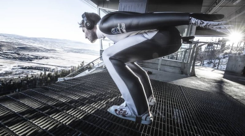Wearable tech at the 2018 Winter Olympic Games