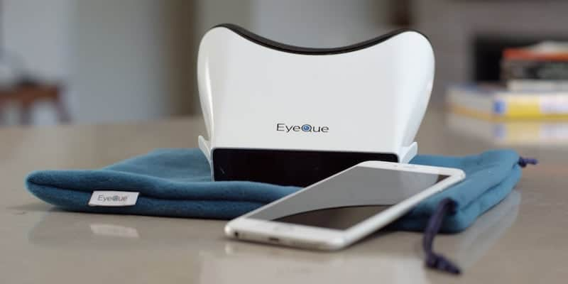 20 test 1 - EyeQue launches Insight, a fast and easy home administered 20/20 test