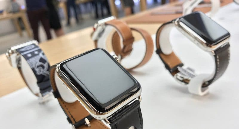 Apple takes commanding lead in wearables sales, ahead of Fitbit and Xiaomi