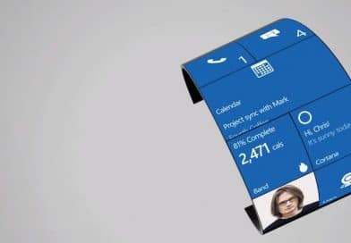 concept this microsoft surface band would kill the apple watch and iphone 392x272 - Microsoft