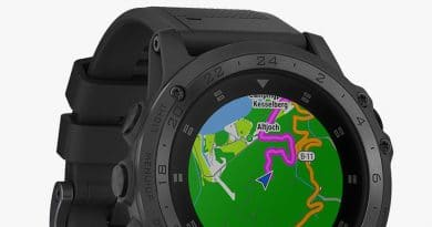 Find your way around unfamiliar territory with Garmin's Tactix Charlie