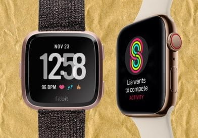 Apple Watch Series 4 vs Fitbit Versa: the battle of the smartwatches