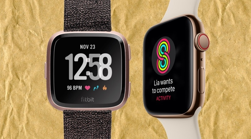 Fitbit Versa or Apple Watch Series 3: Which to get?