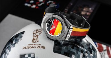 Meet the official smartwatch of the FIFA World Cup 2018