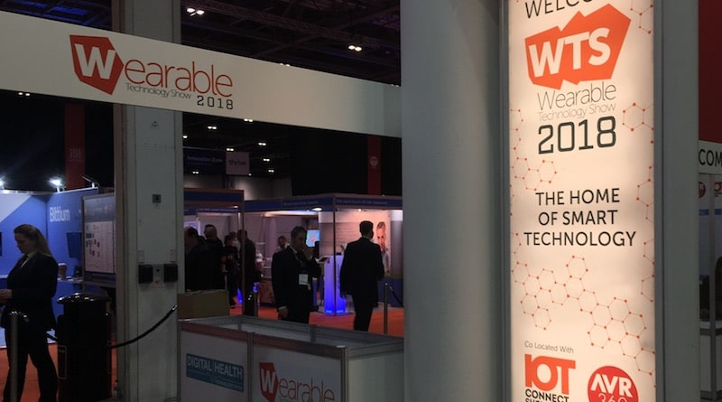 Picture gallery: The weird and the wonderful at the London Wearable Technology Show 2018