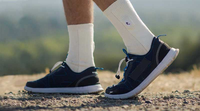 Startup announces intelligent socks that monitor diabetic foot ulceration